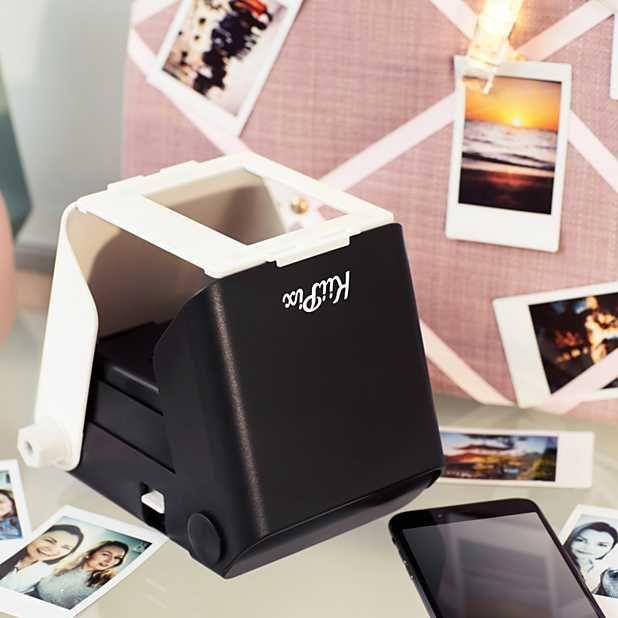 Kiipix La Impresora De Fotos Instantáneas Para El Smartphone Foto Instantanea Fotos Y Smartphone