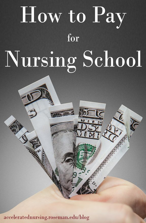 How to Pay for Nursing School