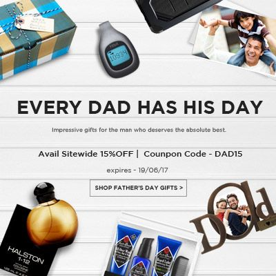Best 17 deal of the day images on pinterest avail sitewide 15 off use coupon code dad15 fandeluxe Choice Image