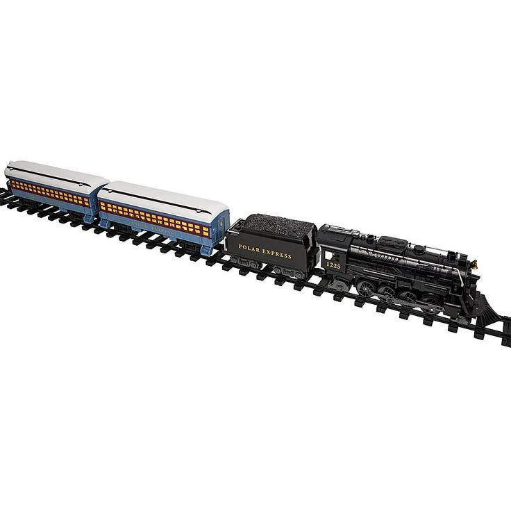 Lionel Trains Polar Express Ready-to-Play Train Set