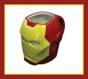 This mug is all that and a bag of chips. Iron Man fans will like the way the mug has been moulded. Tony Stark will be proud of the replica.  http://theceramicchefknives.com/ceramic-mugs-variety/ 60th Birthday mug, 7 Piece 15-Ounce Mug Tree Set with 6 Assorted Colors, Adorable Ladybug Coffee Mug Inexpensive Gift Item, Cappuccino Mug, Cappuccino-Cup, Ceramic Day of the Dead Sugar Skull Coffee Mugs,