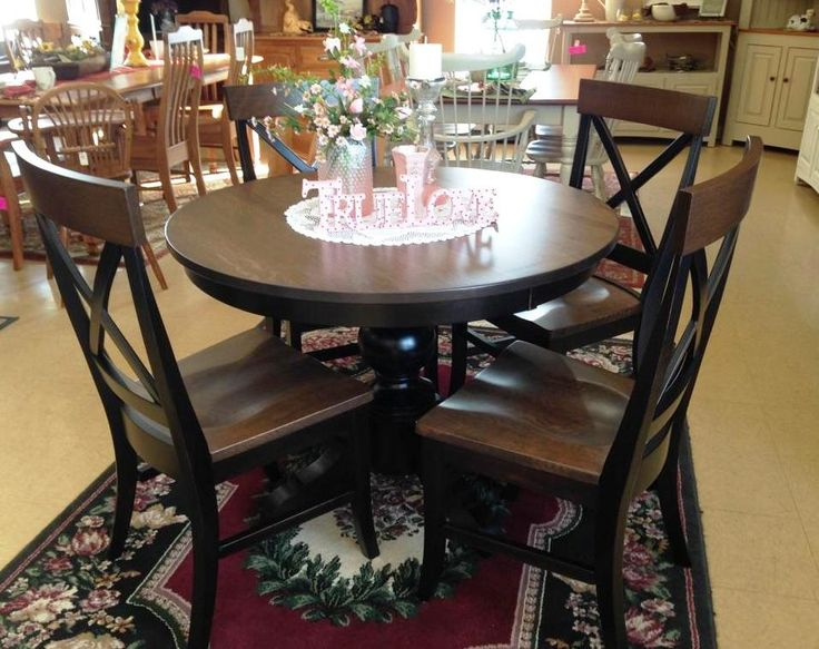 Kitchen Dining Room Tables Chairs Stop In Take A Look At Our New Selection Of Handcrafted Amish Furniture 6075 Peach Street Erie PA