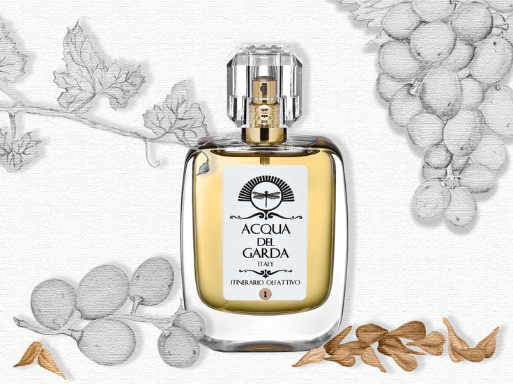 Eau de Parfum 50 ml - Itinerary I - Acqua del Garda