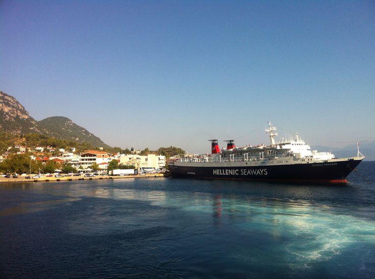 Greece- Agios konstantinos