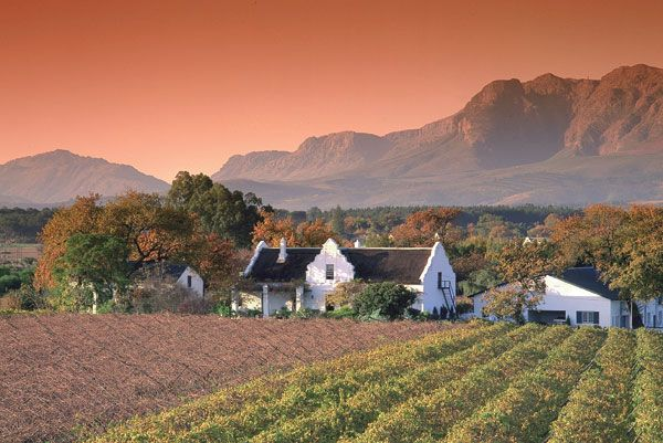 South Africa- How beautiful and serene would this be for a honeymoon?  Maybe I can get Kevin to change his mind ;)