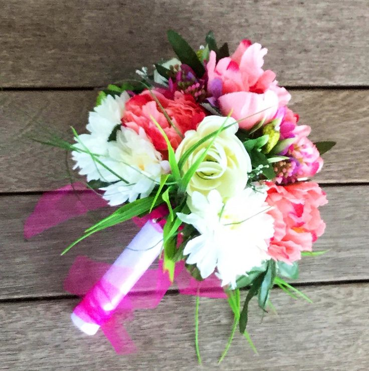 Excited to share the latest addition to my #etsy shop: Rustic wedding posy #weddings #bouquet #shabbychicposy