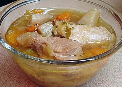 Μοσχαράκι Σούπα είναι πλούσια σε βιταμίνες και θρεπτικά συστατικά συνιστάτε να τρώγεται της κρύες μέρες του χειμώνα.