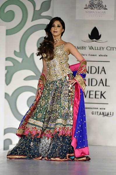 Celebs at Aamby Valley #Indian #Bridal Week - Nisha Sagar