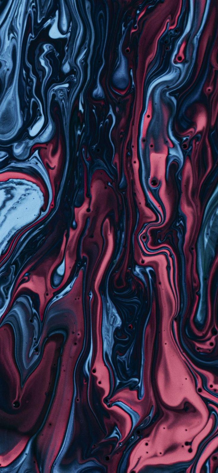 art, fluid, bright colors in 2020 Art wallpaper iphone