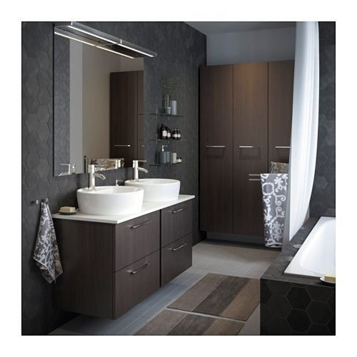 331 best IKEA BADKAMERS images on Pinterest Bathroom, Ikea - küchen ikea katalog