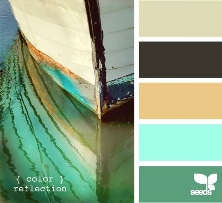 17 best images about beach color inspiration on pinterest - Living room color palette generator ...