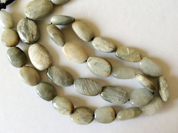 Cats Eye Plain Smooth Oval Beads Cats Eye Beads by gemsforjewels