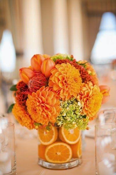 23 arranjos de flores para deixar qualquer ambiente mais especial: 6- Arranjo…