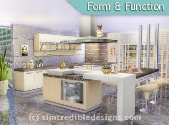 sims 4 kitchen design. designs 4 kitchens 2 sims kitchen design