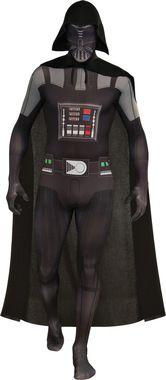 Darth Vader Skin Suit Adult L