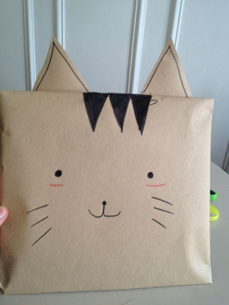 Favori 79 best Emballages cadeaux originaux ! images on Pinterest | Gift  TK72
