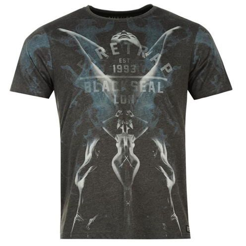 Firetrap Blackseal Lady Sub T Shirt available online now - order yours  Today!