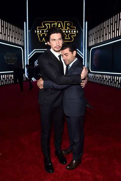 Adam Driver Photos: Premiere of 'Star Wars: The Force Awakens' - Red Carpet