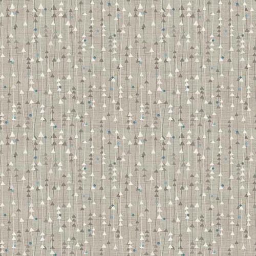 TP-1692-S Serenity Stripe Grey from Makower