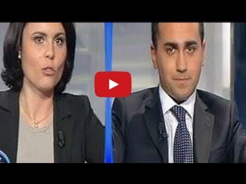 Luigi Di Maio (M5S) svela le porcate del PD - Porta a Porta - YouTube