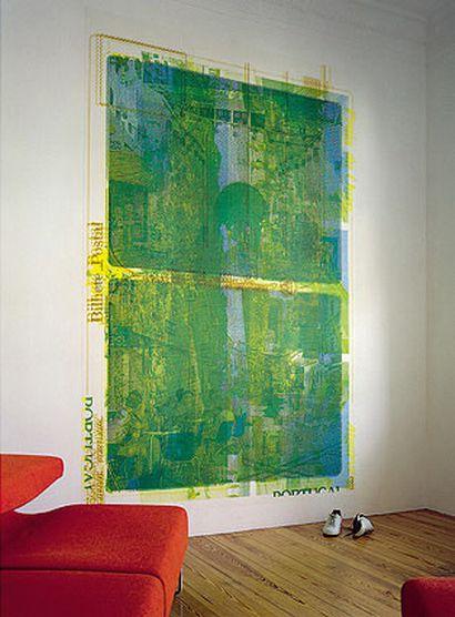 92 besten Wände Bilder auf Pinterest Wohnideen, Bilderrahmen und - modern tapezieren