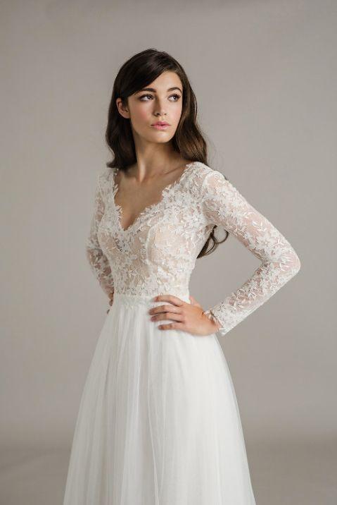 Sally Eagle Genevieve Wedding Dress