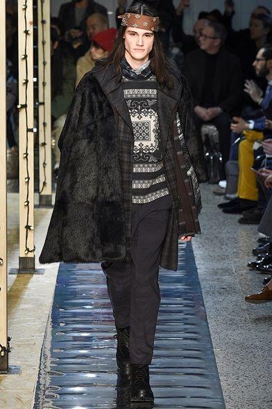Sfilata Moda Uomo Antonio Marras Milano - Autunno Inverno 2016-17 - Vogue