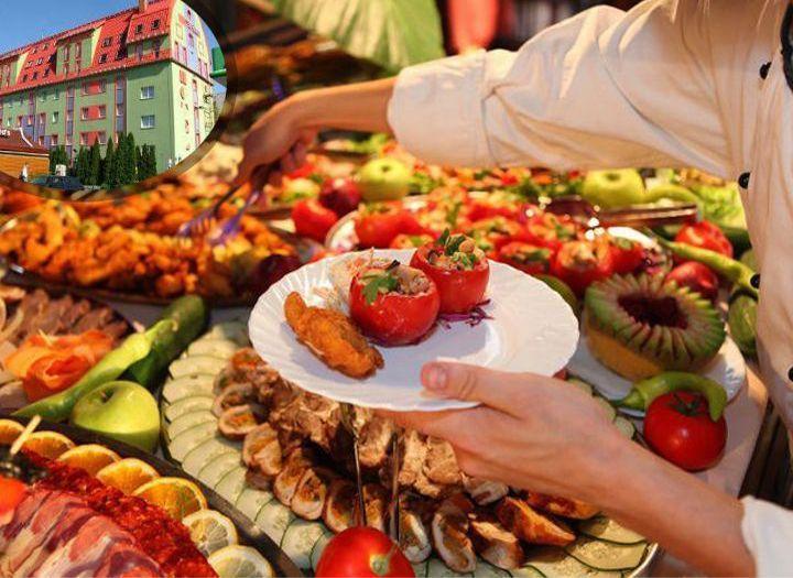 Korlátlan svédasztalos ebéd 2 fő részére - Gasztronómia (pl. vacsora, pizza stb.) kupon