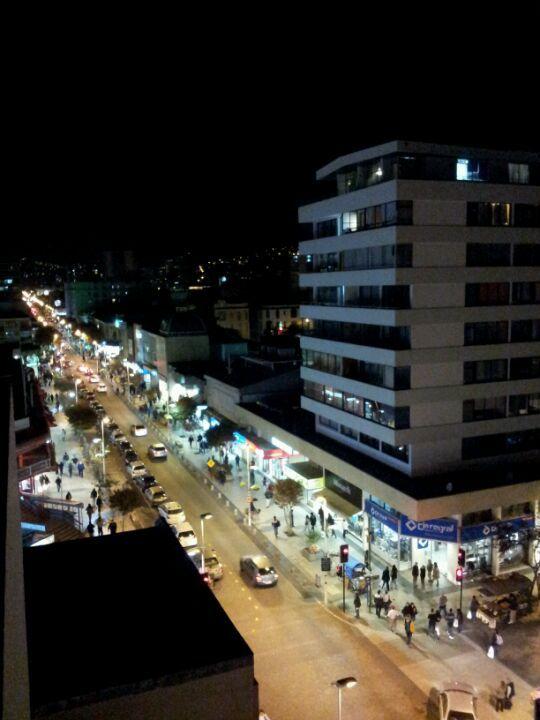 Avenida Valparaíso en Viña del Mar, Valparaíso