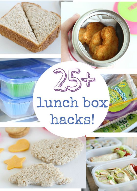 25 Lunch Box Hacks to Simplify Your Mornings