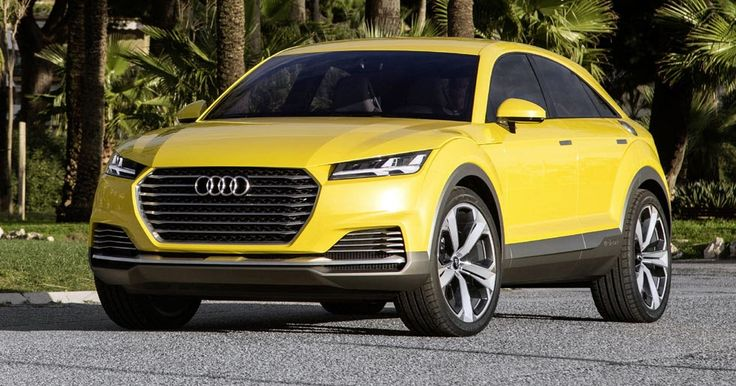 Audi Q4 Coming In 2019 To Challenge The BMW X4, New A7 Is Due Next Year #Audi #Audi_A7