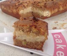 Recipe Apple & Vanilla Custard Cake by arwen.thermomix - Recipe of category Baking - sweet