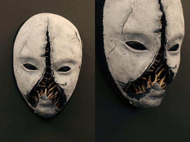 mask - Y MOUTH by torvenius.deviantart.com on @DeviantArt