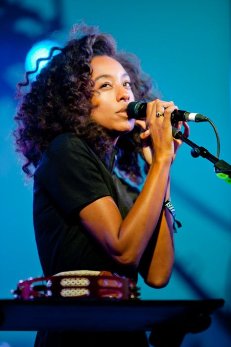 Corinne Bailey Rae-I love to put her music on and just chill, read, cook, listen.