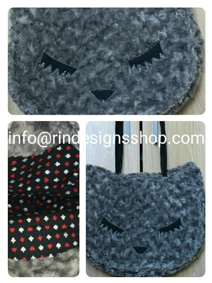 Beautiful and comfortable bags with cat face, what's yours? Gray, black or beige? You can buy them on the official website Rin Designs or here. http://www.rindesignsshop.com Help sharing! Thank you!! #catbag #veganbag #vegan #cat  #bag #confortablebag #unica #original #greycat #blackcat  #beigecat #designscatbag #catdesigns #veganstyle #designsvegan #princess #romantic #charming #lovely #unique #edgy #beautiful #ethicalfashion  #crueltyree  #animalrights  #veganbrand