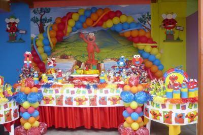 Mesa de fiesta infantil fiestas infantiles dova party for Decoracion mesas fiestas