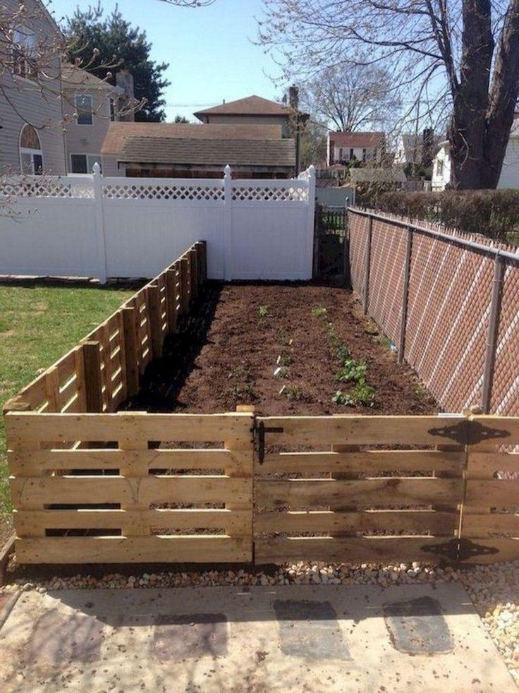 50 simple diy cheap privacy fence design ideas diy on backyard garden fence decor ideas id=47879