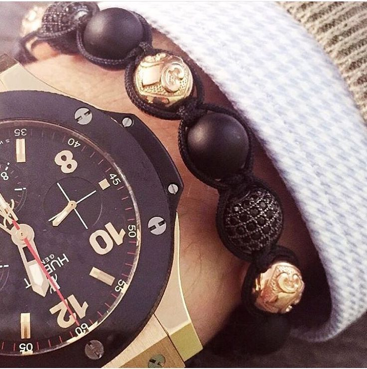 Nialaya and Hublot perfectly matched
