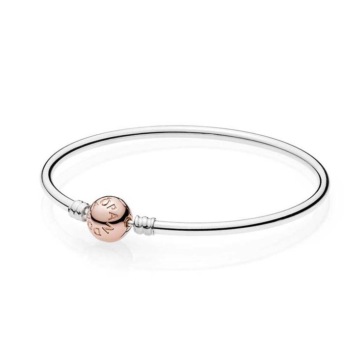 Pandora Rose Clasp Bangle 580713