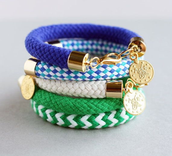 Diy Bands: 25+ Best Ideas About Rope Bracelets On Pinterest