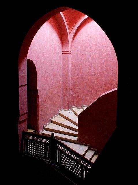 Royal Theatre in Marrakesh, Morocco.