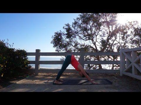 Yoga para Iniciantes: Sequência de preparação para Meditação - YouTube