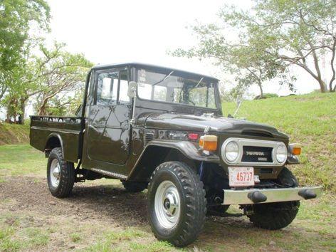 1974 Toyota Land Cruiser Pick-Up
