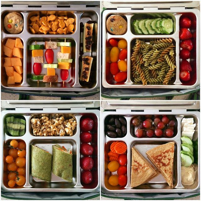 School Lunch Inspiration – Over 20 Lunchbox Ideas–Annie' Eats