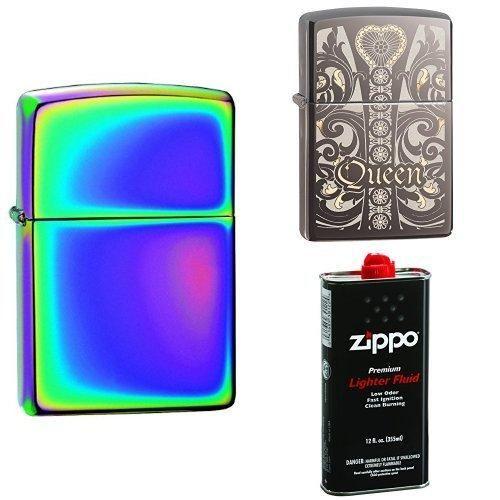 Zippo Spectrum Gift Bundle