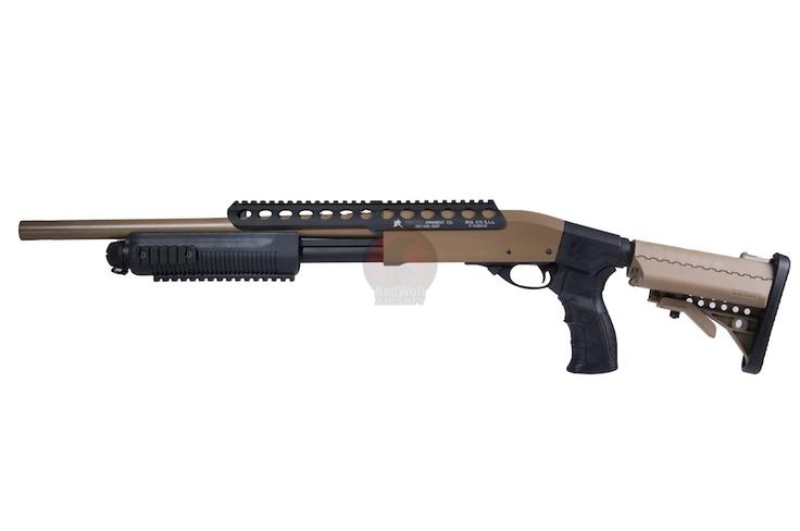 RWC x G M870 RAS Tactical (Medium) - DE