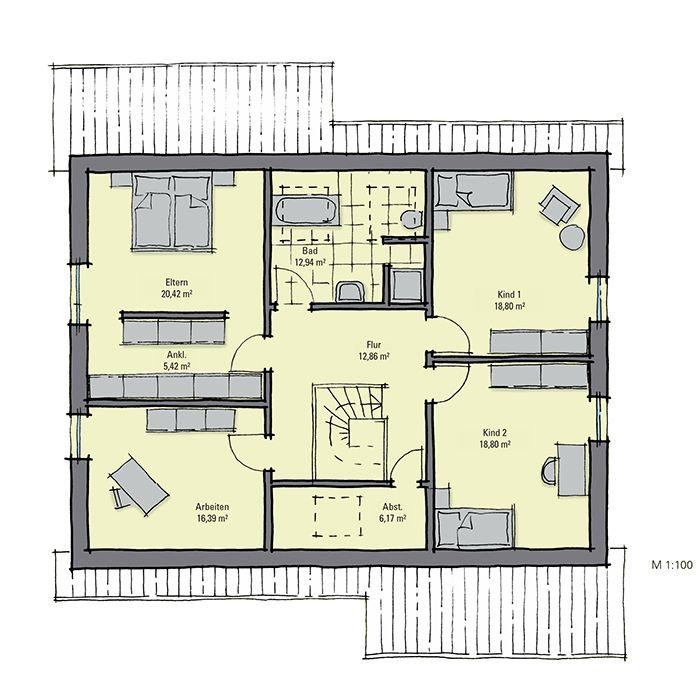 die besten 25 haus mit einliegerwohnung ideen auf pinterest einfamilienhaus mit. Black Bedroom Furniture Sets. Home Design Ideas