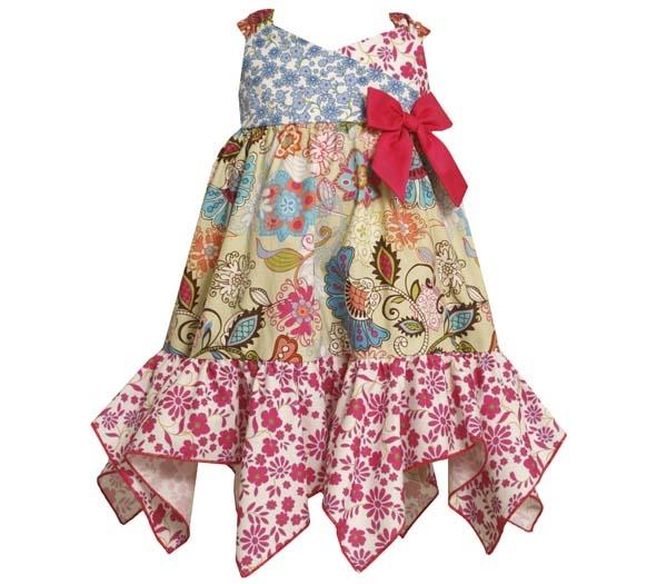 Girls Boho Maxi Dress