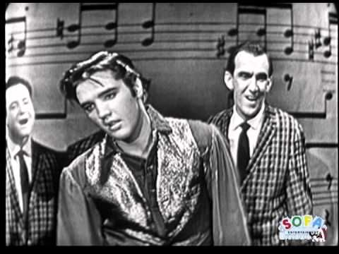 "ELVIS PRESLEY ""Don't Be Cruel"" on The Ed Sullivan Show - YouTube"
