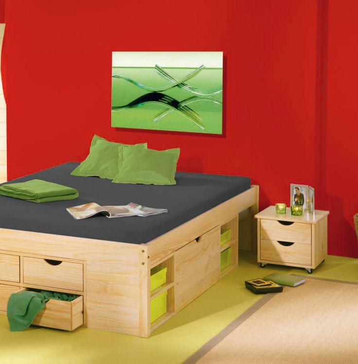 die besten 25 bett selbst bauen 140x200 ideen auf. Black Bedroom Furniture Sets. Home Design Ideas